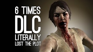 6 Times DLC Literally Lost the Plot