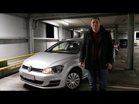 Який VW Golf обрати в 2019 році? Гольф 7 з Німеччини. З новим роком!!!