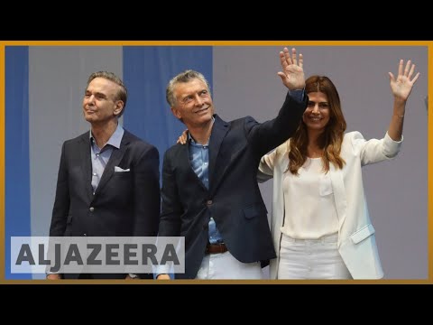 Argentina's Macri Rallies 'angry' Voters