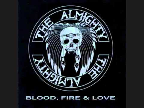 The Almighty - Wild and Wonderful