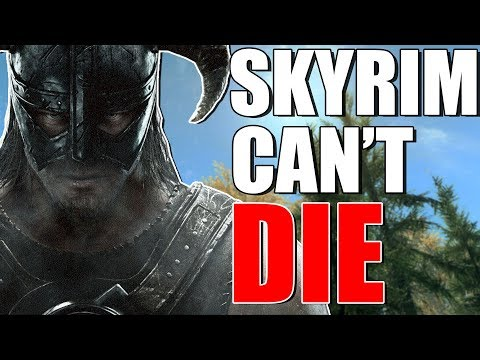 Why Skyrim Still Has 20,000+ Players in 2018