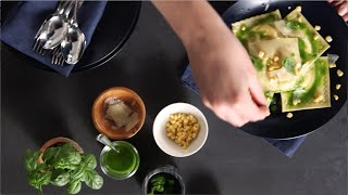 How to Make Ravioli with Williams-Sonoma Pasta Tools