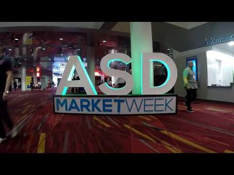 A Walk Through The March 2018 ASD Show In Las Vegas