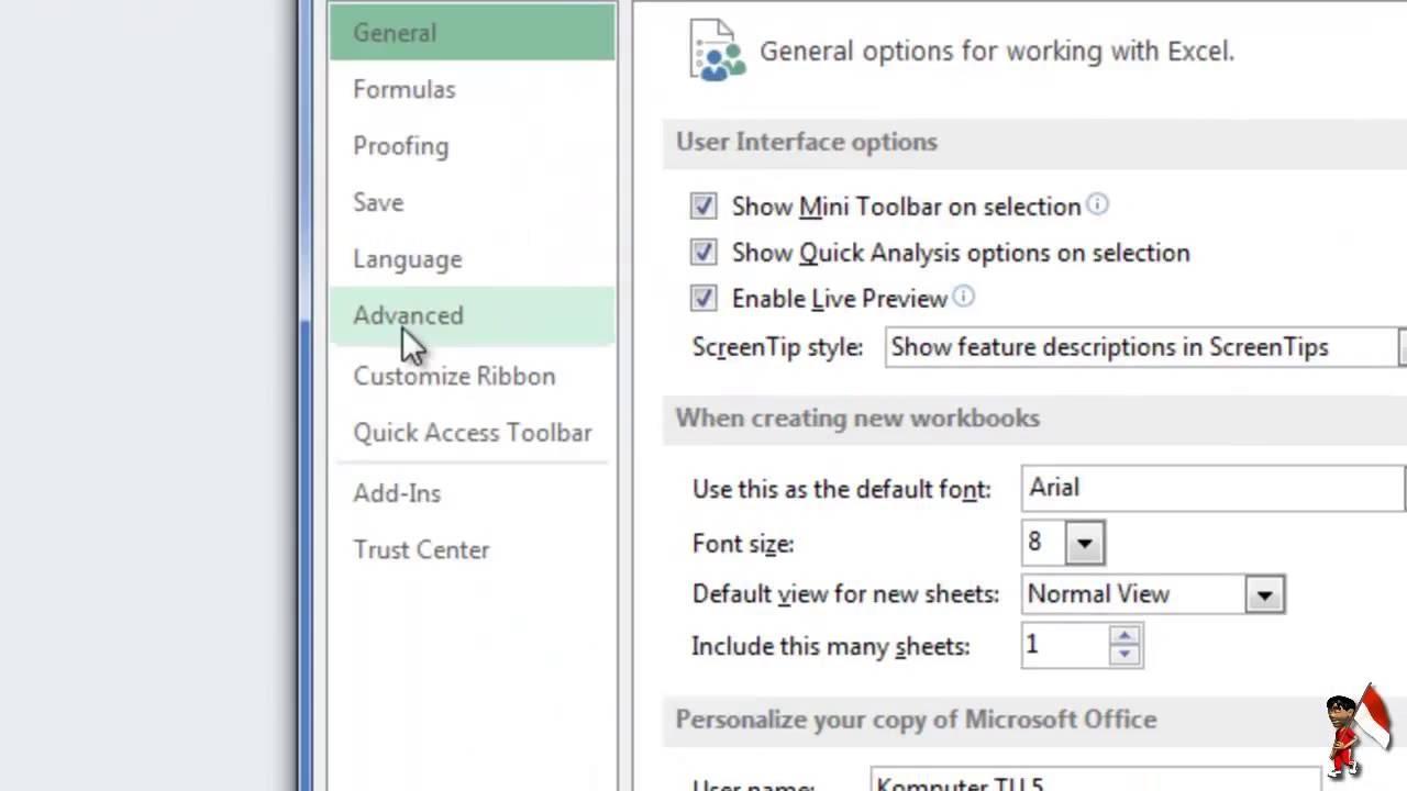 Ms Excel Cara Mengatasi File Yang Tidak Bisa Di Buka Karena Error