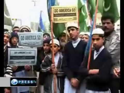 Anti-American sentiments running high in Pakistan - PressTV 091220