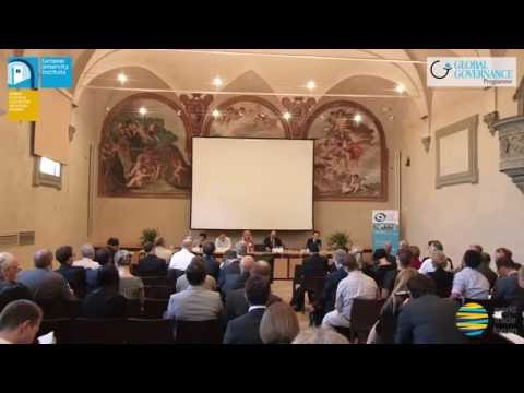 World Trade Forum 2016   #1 FDI, Value Chains and Behind the Border Policies