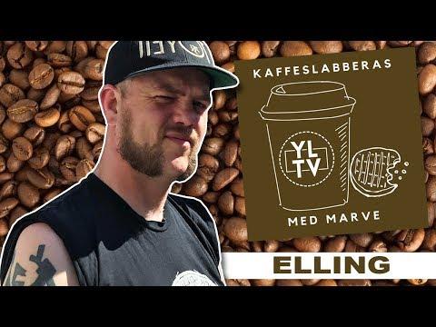 Elling (Gatas Parlament) | Kaffeslabberas med Marve - 023 [PODCAST]: YLTV
