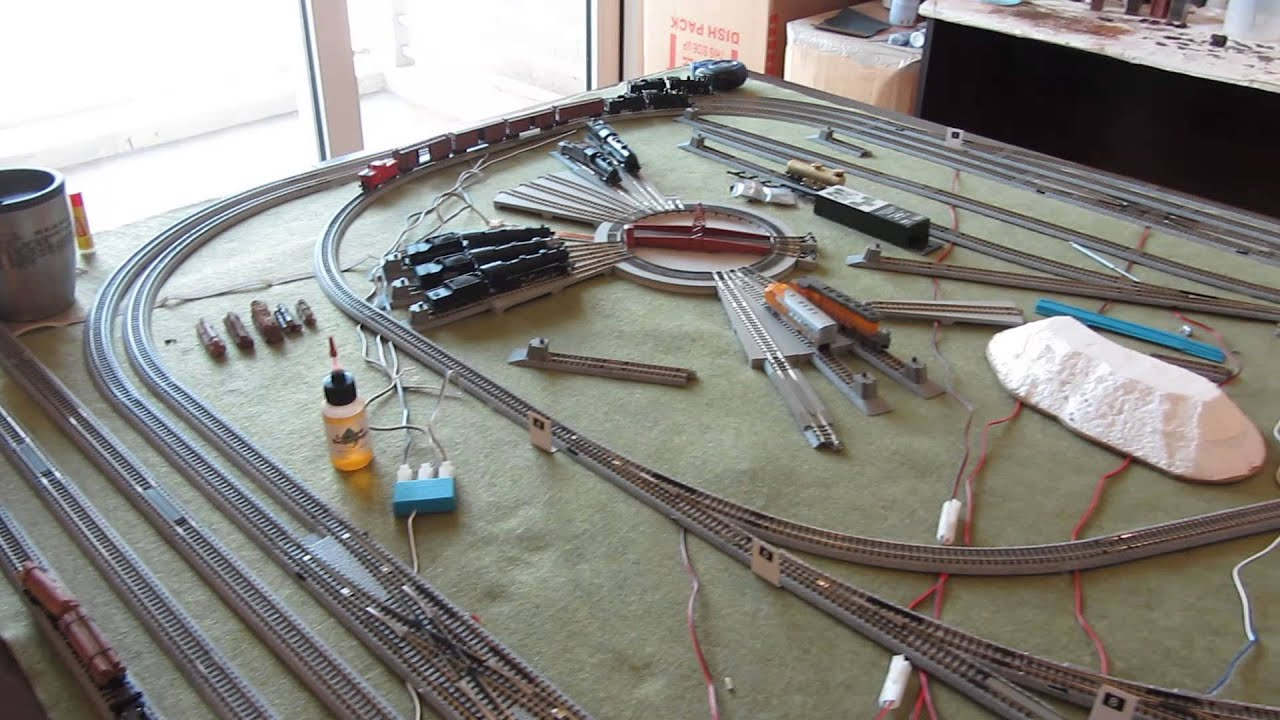 Dcc Ho Scale Reverse Loop Wiring - Circuit Wiring And Diagram Hub •