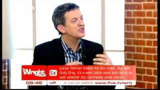 Top Story: Sexism - Double Standards on TV? (26.1.11) - TWStuff
