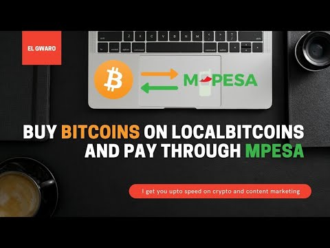 How To Buy Bitcoins In Kenya With Local Bitcoins