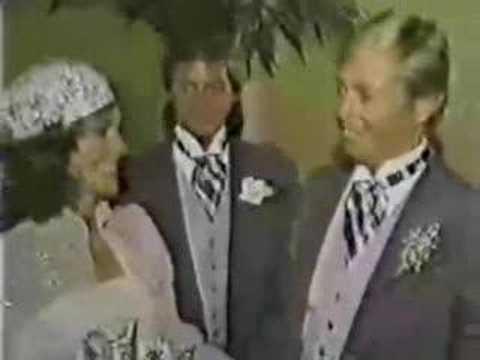 Wedding - Karen Carpenter & Tom Burris (Aug 31, 1980)
