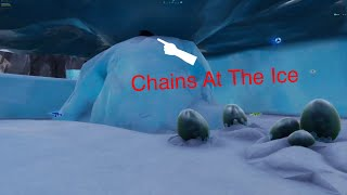 FORTNITE | GIVEAWAY AT 1000 SUBS | CHAINS ABOVE THE ICE!
