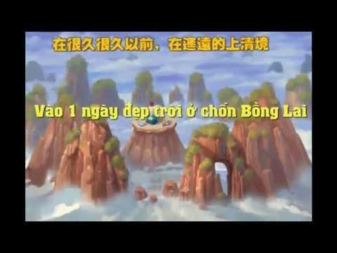 [Funny] Ma Vương và Nguyên Thủy Thiên Tôn tranh giành giftcode
