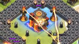 Clash of Clans - Freeze Spells on Offense and Defense, and White Flag Fails! Episode 95