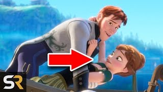 10 SHOCKING Things About DISNEY Couples Kids Would NEVER Know