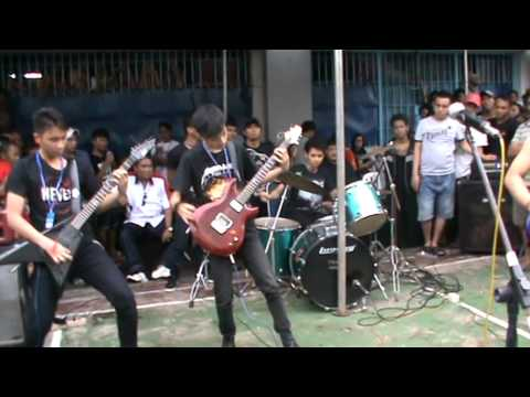Grafiq - Kehidupan (cover Godbless) Live in Rutan Salemba