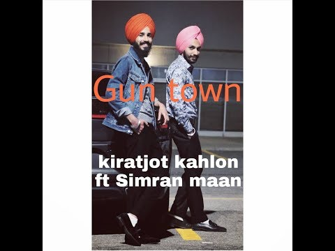 Guntown||Simran Maan ft kiratjot kahlon||Promo|| new Punjabi song