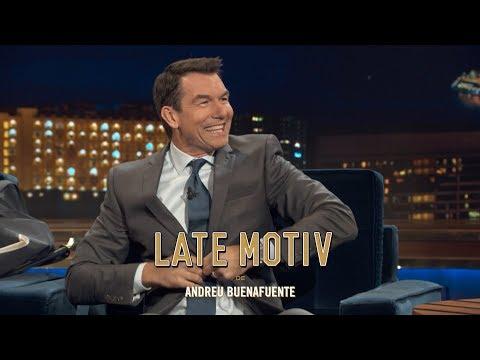 LATE MOTIV - Jerry O'Connell. Carter   #LateMotiv614
