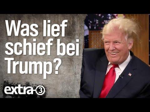 Was lief schief im Leben von Donald Trump? | extra 3 | NDR