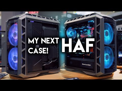 My Next Airflow Case - Cooler Master H500P!