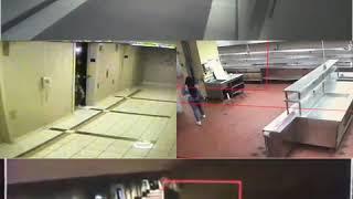 Leaked Video Footage Of Keneeka Jenkins Roaming In The Hotel