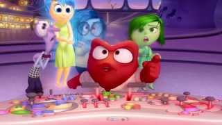 """Disgust & Anger"" Clip - Inside Out"