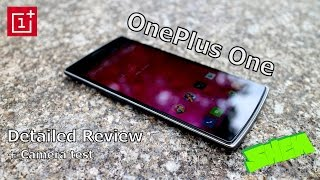 OnePlus One - Detailed Review + Camera Test