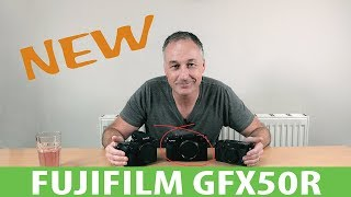 NEW!! FUJIFILM GFX50R FIRST LOOK, WERE THE RUMOURS TRUE? IS IT WORTH BUYING?
