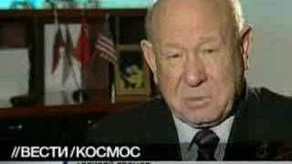 Alexey Leonov - first human in the space