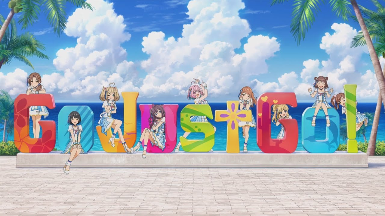 THE IDOLM@STER CINDERELLA GIRLS STARLIGHT STAGE 5th Anniversary Animation PV