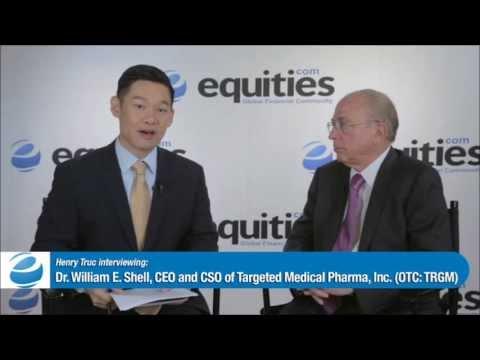 Targeted Medical Pharma, Inc. (OTC: TRGM)