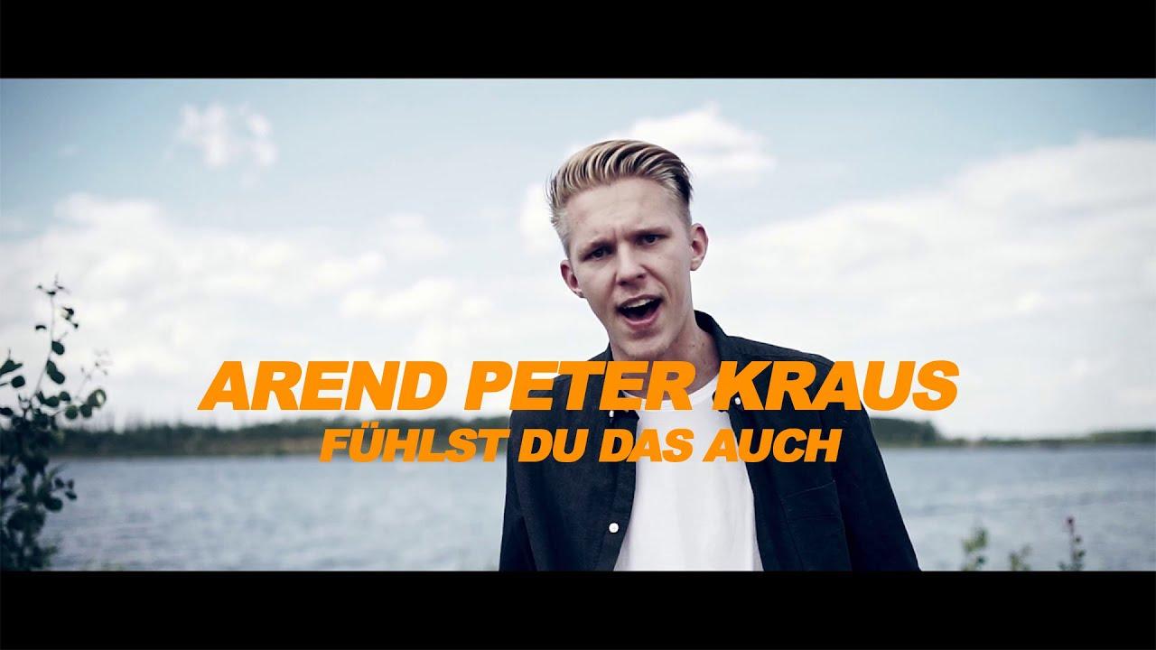 Arend Peter Kraus - Fühlst Du das auch [OFFICIAL MUSIC VIDEO]