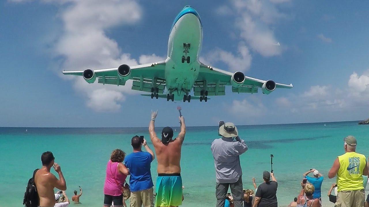 30 departures and landings