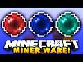 Minecraft MINER WARE (Crazy Minigames) #1 w/PrestonPlayz & Vikkstar123