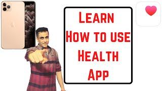 Health App | Tech Basics Series # 25 screenshot 4