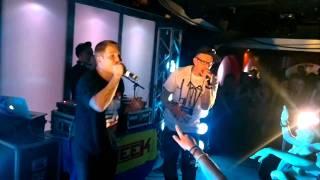 Cheek - JippiKayJei live @ Forssa 12.11.2010 Nokia n8 3/3