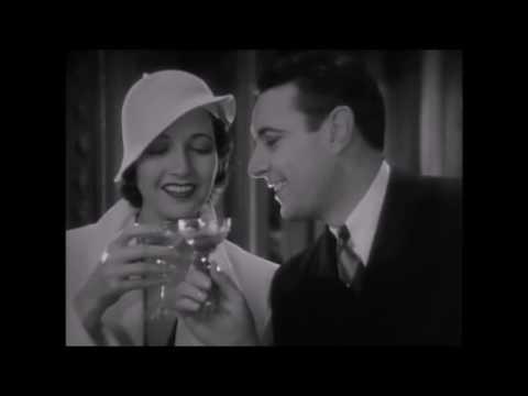The Keyhole (1933)  scene   , George Brent,  Kay Francis.