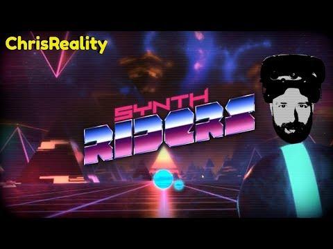 Synth Riders Schöne Farben coole Musik(Gameplay) (HTC Vive) (German) Mp3