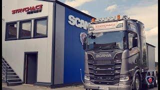 Pierwsza na świecie Scania S730
