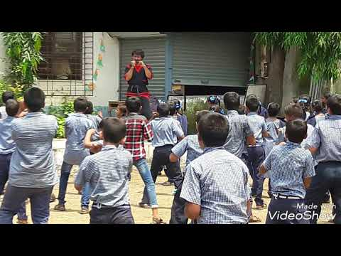 Free MARTIAL arts training for free to slum children' for one month  by  shree ram foundation trust