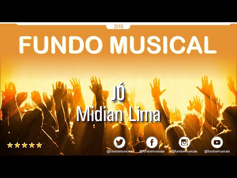 Fundo Musical   Jó - Midian Lima