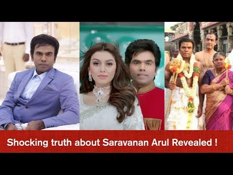 Untold Truth About Saravanan Stores Owner Arul Revealed Must Watch
