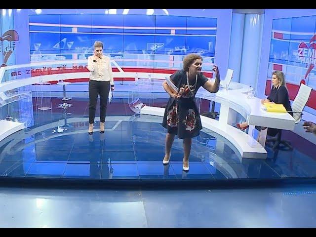 'Nxehen gjakrat', të ftuarit braktisin live emisionin 'Me zemër të hapur'