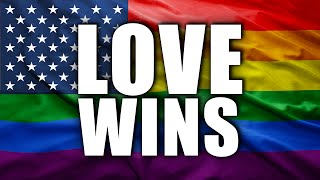 Gay Marriage Legalized In All 50 States | Historic Expansion Of Freedom