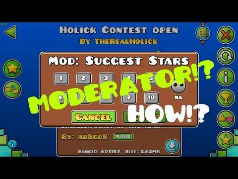 Geometry Dash 2.1 | Moderator Hack!!!