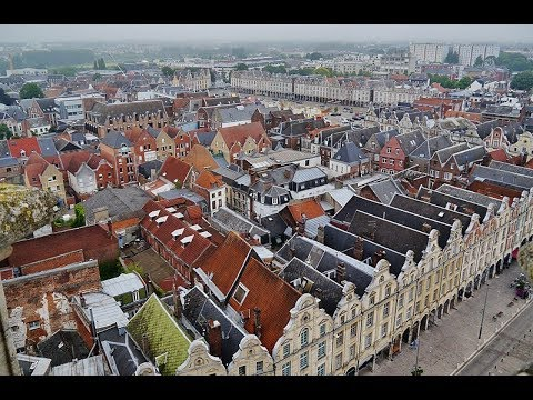 Places To See In ( Arras - France )