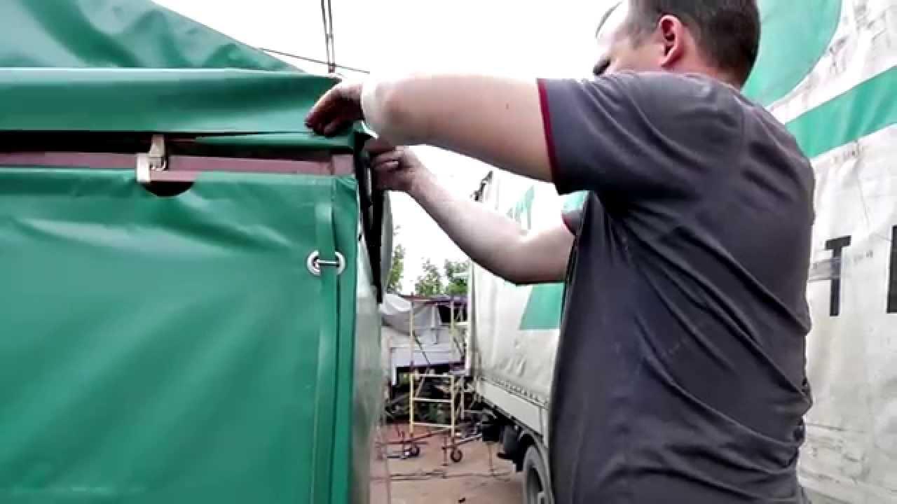 Торговые, агитационные, рекламные палатки - YouTube