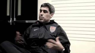 Claudio Reyna Respect campaign