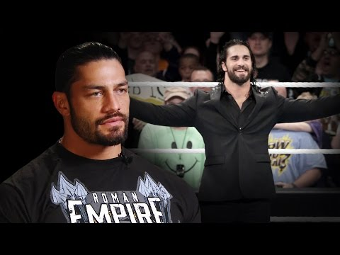 Roman Reigns gets real about Seth Rollins: May 25, 2016