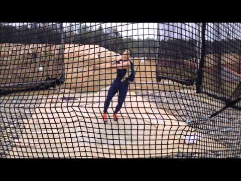 Jim Toth Throws 201415